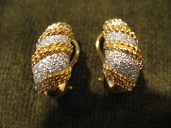 Diamond Earrings photo